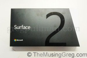 Surface 2 in box
