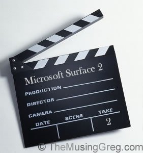 Surface 2 - Take 2