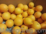 A beautiful box of Hutton oranges