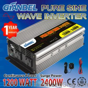 1200W Pure Sine Wave Inverter picture